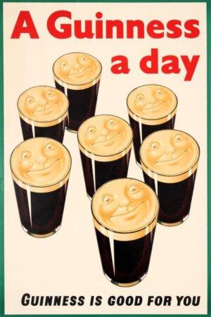 Постеры на тему алкоголя