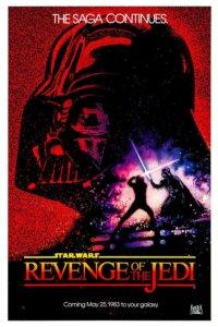 Постер по фильму Звёздные войны: Возвращение Джедая